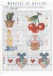 Схемы вышивки крестом из журналов как вышивать 764